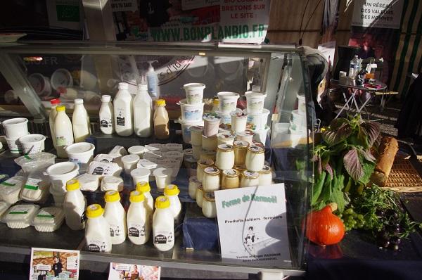 Produits laitiers GAB