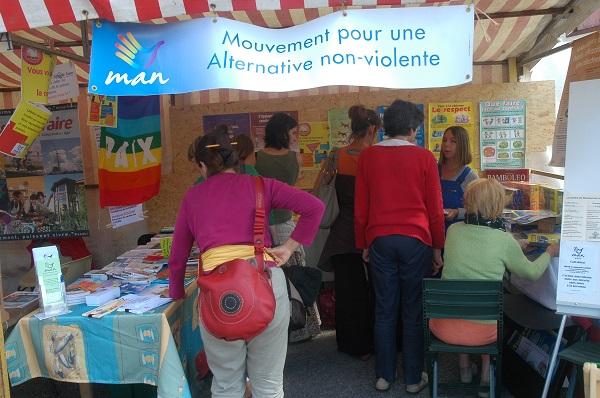 Mouvement pour la Non-Violence